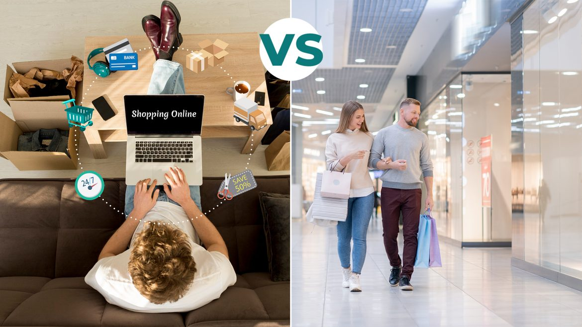 How to get the progress from Brick-and-mortar to Click-and-mortar?
